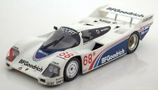 Porsche 962 C #68 Winner 600 Km Riverside 1985 P. Halsmer / J. Morton 1:18 Model