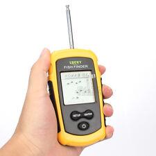 Lucky Portable Wireless Fishfinder 90 degrees Beam Angle Sensor Sonar 40M/130FT