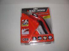 Black & Decker Portable Electric Scissors Model # SZ360
