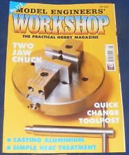 MODEL ENGINEERS WORKSHOP NO.115 MAY 2006 - TWO JAW CHUCK