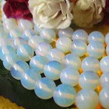 """New AAA 6mm Sri Lanka Moonstone Gemstone Round Loose Beads 15"""""""
