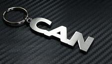 peut nom personnalisé Le mot Porte clé porte-clé sur-mesure acier inoxydable