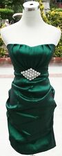 NWT PROFILE $90 Hot Emerald Dance Prom Party Dress 9