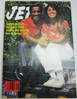 Jet Magazine Sammy Davis Jr.  And Tracey Davis November 1982 Digest Size 090812R