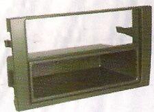 MASCHERINA AUTORADIO PER AUDI A4 DAL 2002 DOPPIO ISO