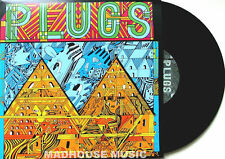 "PLUGS 10"" E.P. THAT NUMBER + 2 DEBUT Limited Edn."