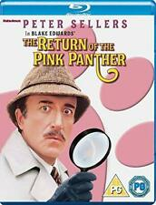 The Return Of The Pink Panther (Blu-ray) Peter Sellers, Christopher Plummer