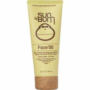 Sun Bum Original SPF 50 Clear Face Lotion 3 oz. Sun Protection