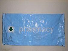 """Pharmacy Banner Sign Vinyl Green Cross Indoor Outdoor Store Large 5' foot 5"""" in"""