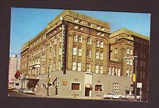 Sheraton-Cataract Hotel Postcard-Sioux Falls, South Dakota
