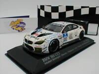 "Minichamps 437162611 - BMW M6 GT3 #100 24h Nürburgring 2016 "" Edwards "" 1:43 NEU"