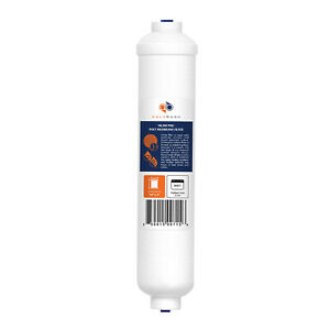 Inline Post/Carbon Polishing Water Filter Catridge for RO System Standard Size Q