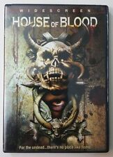 House of Blood (DVD, 2006)