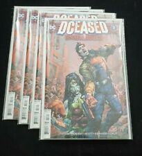 DC COMICS DCEASED UNKILLABLES #3 (OF 3) COVER A