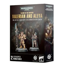 ON STOCK! Talons of the Emperor: Valerian and Aleya