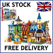 GIRL FRIENDS CITY TOWN VILLAGE CASTLE HOUSE BUILDING BRICKS 1546 PCS COMPATIBLE
