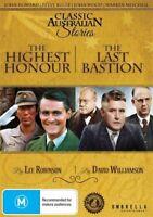 The Highest Honour / Last Bastion (DVD) John Howard John Wood NEW/SEALED