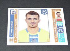622 VOLODKO BATE BORISOV BELARUS PANINI FOOTBALL CHAMPIONS LEAGUE 2014-2015