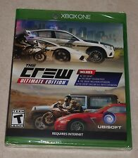 The Crew Ultimate Edition - Xbox One - Brand New & Sealed !!