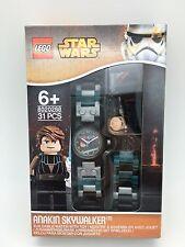 LEGO Star Wars Anakin Skywalker With Mini-Figure Link Kids Analog Watch 8020288