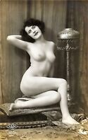 A4 Vintage 1920's Art Deco Pretty Nude Girls ..Victorian/Edwardian Beauties 262
