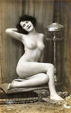 A4 Vintage 1920's Art Deco Pretty Nude Girls ..Victorian/Edwardian Beauties 262