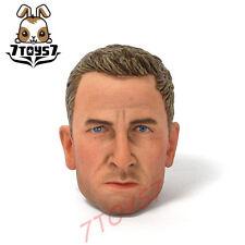 Wild Toys 1/6 WT024 Agent James Grey Suit Set_ Head _UK 007 ACI Toys MI6  WT028A