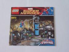 LEGO® Bauanleitung / Instruction Nr. 6873