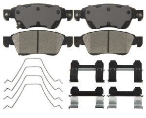 Frt Ceramic Brake Pads  Ideal Brake  TCD1287