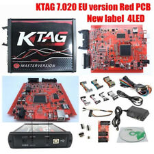 Ktag V7.020 SW Version V2.23 New Update 4LED Indicator on PCB 100% NO Limited