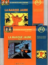 BLAKE ET MORTIMER ¤ LA MARQUE JAUNE n°1-2 ¤ 1997 OFFERT PAR PHILIPS