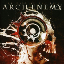 The Root of All Evil ARCH ENEMY CD ( FREE SHIPPING)