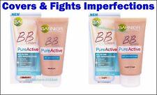 Garnier BB Crema Pura activo todo en una combinación de piel de la edad de 20 a 30 SPF15