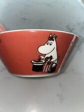 Arabia Moomin Bowl Moominmama And Berries