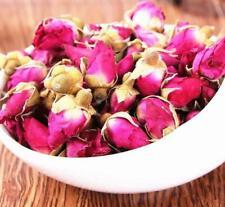 50g Organic Red Rosebud Rose Buds Flower Floral Herbal Dried Health Chinese Tea
