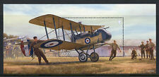 Jersey 2017 MNH WWI WW1 Pt 4 Great War in Air 1v M/S Military Aviation Stamps