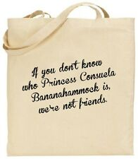 Tote Bag - Friends - Princess Consuela Bananahammock