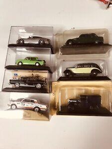 lot de véhicules miniatures 1/43