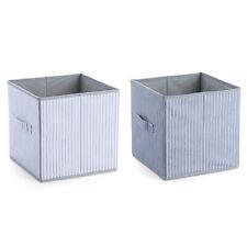 Stripe Toys Storage Box Non Woven High Quality Household Storage Accessories FA
