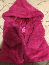 f44078256 PINK Faux Fur Coats (Newborn - 5T) for Girls