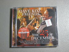 Dave Koz & Friends-The 25th of December -CD New Target Exclusive