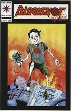 BLOODSHOT REBORN #14 JEFF LEMIRE 1:120 LINEWIDE VARIANT COVER I VF/ NM OR BETTER
