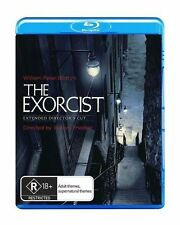 The Exorcist 1973 Blu-ray Extended Director's Cut 2 Disc William Friedkin