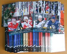 2015-16 Upper Deck Series 2 Complete 200 Card Base Set