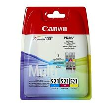 CLI-521-2934B010 CARTUCCE ORIGINALI CANON PIXMA IP4600