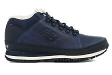 New Balance NB 754 Men's Winter Boots Hiking Shoes Leather Navy Blue H754LFN