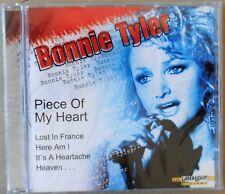 Bonnie Tyler - Piece of my heart - CD neu & OVP