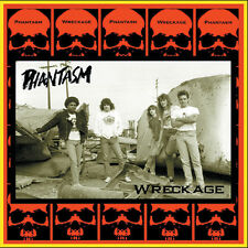 PHANTASM-WRECKAGE-LP-hirax-dark angel-rare-limited
