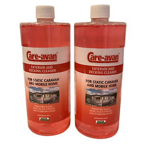 Holiday Home Static Mobile Exterior Cleaner 2 Litre Highly Concentrated