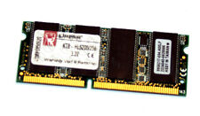 256 MB SO-DIMM 144-pin PC-133  'Kingston KTB-HL5200/256'  für Brother Drucker